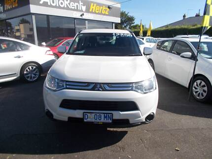 2014 Mitsubishi Outlander Wagon Devonport Devonport Area Preview