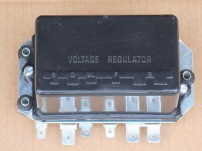 Regulator 22 Amp For Massey Ferguson Mf 135 165 175