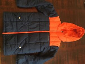 Columbia jacket - youth size M (8–10)