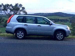 2009 Nissan X-trail Wagon Tecoma Yarra Ranges Preview