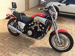 Yamaha V Max motorcycle 1995 Waikiki Rockingham Area Preview