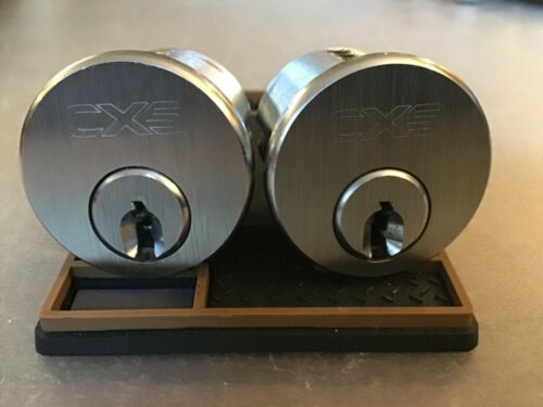High Security Scorpion CX-5 Mortise Cylinder Lock Mark's Locksport Locksmith !!!