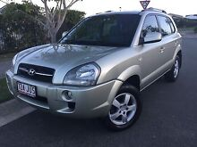 2006 AUTO HYUNDAI TUCSON CITY 4 CYLINDER, 171000 kms Upper Coomera Gold Coast North Preview