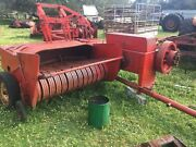 Massey Ferguson 12 small square haybaler for sale West Busselton Busselton Area Preview