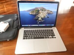 MACBOOK PRO 15'' RETINA IN VERY GOOD CONDITION