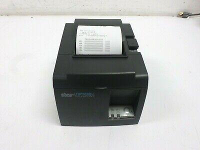 Star Micronics Tsp100 Iii Wifi Usb Thermal Receipt Printer Tsp143iiiw