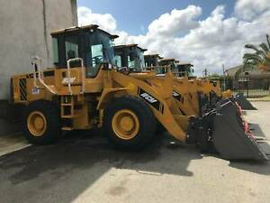 Upgraded new FL936H 11Ton Wheel Loader Quick hitch Bucket & Forks Maddington Gosnells Area Preview
