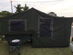 6x4 camper trailer 2004 Greenwood Joondalup Area Preview