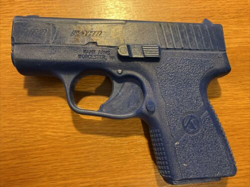 Rings Blue Gun Kahr PM9