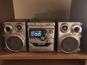 CD Stereo with AUX - 240 WATT