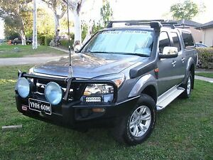 2010 Ford Ranger Dual Cab Ute Lyons Woden Valley Preview