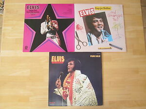3-Elvis-Presley-LPs-Pure-Gold-Hits-From-His-Movies-Volume-One