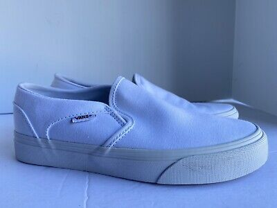Vans Off The Wall Womens Size 8 Slip On Skateboarding Athletic Shoes