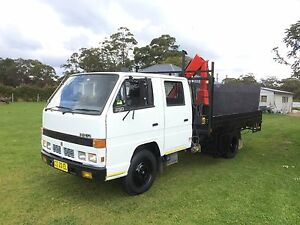 1992 Isuzu Nkr 250 crew Picton Wollondilly Area Preview