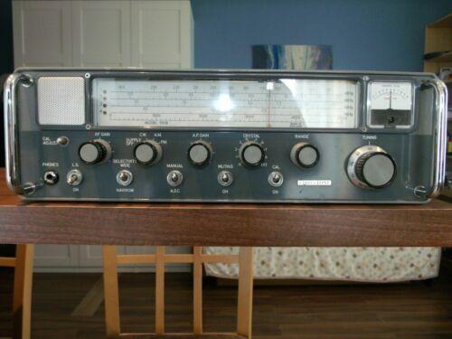 HF/VHF RECEIVER EDDYSTONE 990R