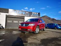 2009 Dodge Journey SXT Kamloops British Columbia Preview