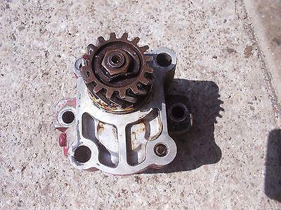International 100 130 Tractor Ihc Ih Good Working Hydraulic Pump Assembly Gear