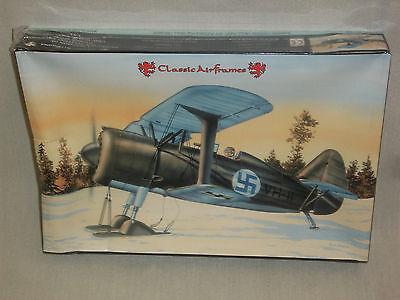 Classic airframes 1/48 Scale Polikarpov I-152 1-15 bis w/Skis Factory Sealed
