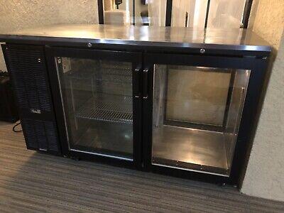 Perlick Back Bar Commercial Refrigerator Beverage Cooler Beer Kegs