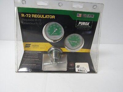 Purox R-72 Regulator 21528 R-72-125-540