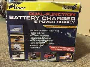 Battery charger & Power Supply - Pro User DBC6 Buderim Maroochydore Area Preview