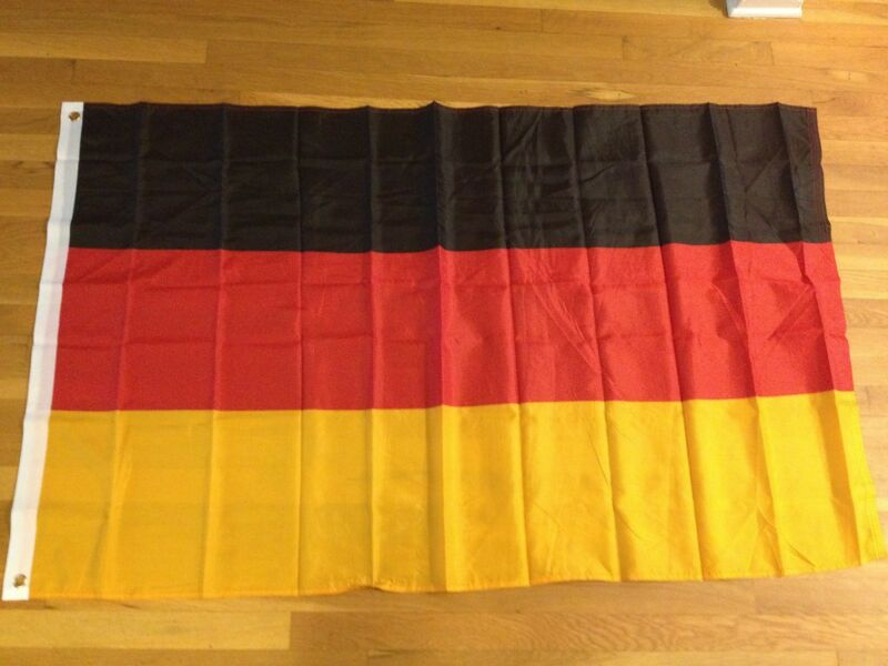 GERMAN FLAG GERMANY FLAGS DEUTSCHLAND FLAG COUNTRY BANNER SOCCER CHAMPS FLAG