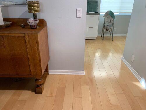 Maple Engineered Wood Floor