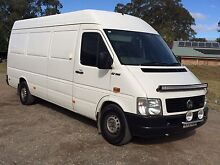 2006 Mercedes sprinter long wheel high roof van Silverdale Wollondilly Area Preview