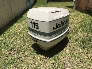 OMC Johnson Evinrude v4 1996 parts Wavell Heights Brisbane North East Preview