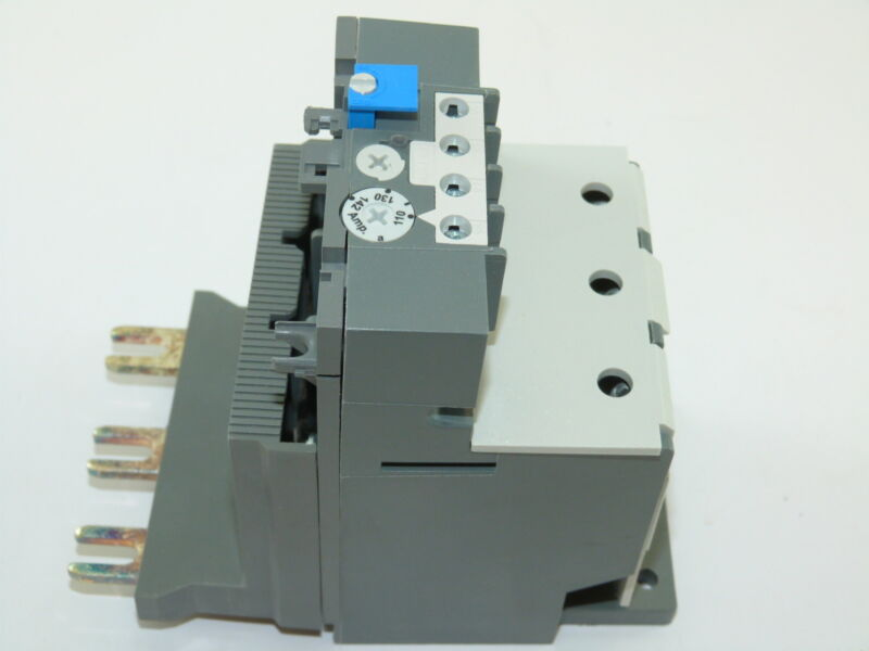 ABB TF140DU-142 Thermal Overload Relay 110-142a NEW 1yr Warranty