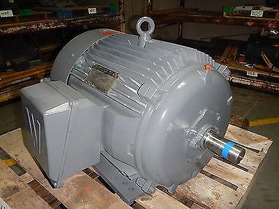 100 Hp Electric Motor 3600 Rpm 404ts 405ts Frame Tefc 460 V Worldwide New