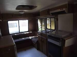 On Site Permanent Caravan And Hard Annex on Bribie Island