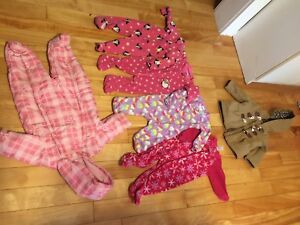 6 month fall/ winter baby girl lot