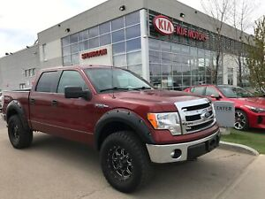 2014 Ford F-150 XLT PRICED TO MOVE! LIFTED! A/M RIMS!