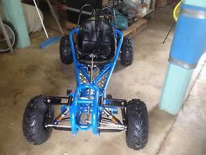 Drift 2 9HP (270cc) Full Suspension Go Cart Cairns Cairns City Preview