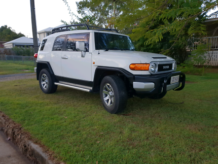 Toyota FJ Cruiser Victoria Point Redland Area Preview