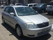 Toyota Corolla 2002 cheap!!full service history!! Waratah West Newcastle Area Preview