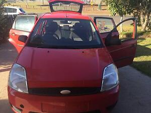 2004 Ford Fiesta Hatchback Caboolture South Caboolture Area Preview