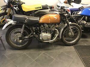Honda cb500 1975