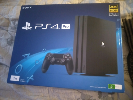 PS4 Pro Brand New
