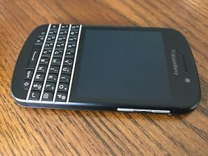 Blackberry Q10 - Bell