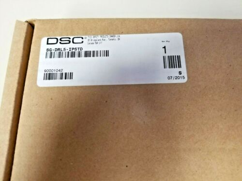 DSC SG-DRL5-IPSTD IP Line Card & IP Paddle for System 5 Virtual Receiver