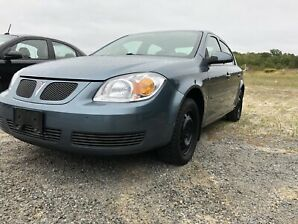 2007 Pontiac Pursuit G5 fully loaded low kms Certified