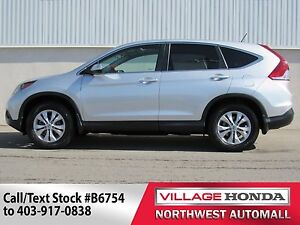 2013 Honda CR-V EX-L AWD | USB | Leather | Sunroof | B/U Cam |