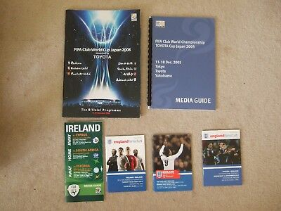2008 fifa club world cup inc manchester united adelaide al ahly watakere