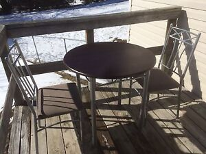 Bistro Table/Chair Set