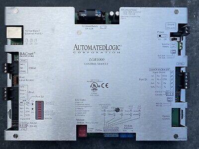 Automated Logic Lgr 1000 Bacnet Control Module