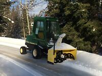 Snow removal Salmon Arm Enderby and Area