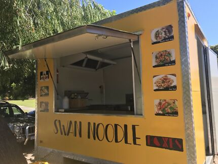Food truck trailer for sale trailers gumtree australia food trailer for sale forumfinder Choice Image