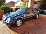 Mercedes-Benz CLK 230 Coup Edmondson Park Liverpool Area Preview